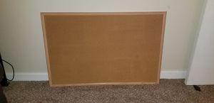 24x36 cork board for Sale in Stonecrest, GA