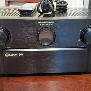 Marantz AV7702 Home theater preamp/processor with 11.2-channel processing and Dolby Atmos for Sale in El Sobrante, CA