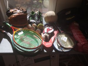 Various sports equipment for Sale in Longmont, CO