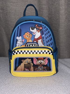 Loungefly Disney Oliver and company for Sale in Hesperia, CA