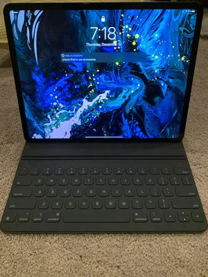 Apple iPad Pro Smart Case with Keyboard 12.9 for Sale in Fairfax, VA
