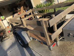 Utility trailer for Sale in Perris, CA