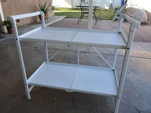 Outside bar cart for Sale in Fresno, CA