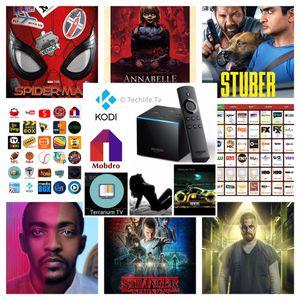 Amazon Fire Cube / 4K W/Alexa & K O D I Latest Version for Sale in Skokie, IL