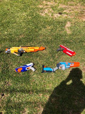 Nerf guns for Sale in Santa Fe Springs, CA