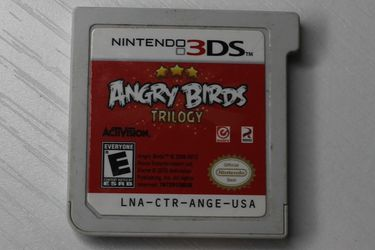 Angry Birds Trillogy for Nintendo 3ds for Sale in Massapequa,  NY