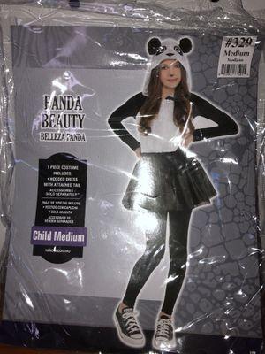 Panda Beauty Halloween costume for Sale in Leominster, MA
