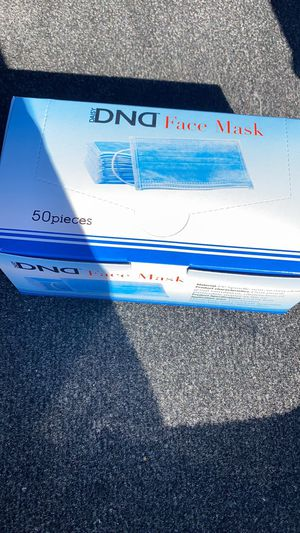 Surgical face mask . 3 layers medical use for Sale in Monterey Park, CA