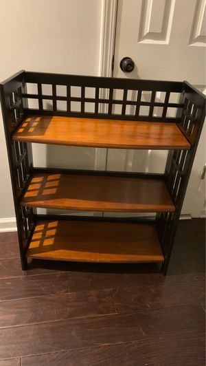 "Book shelf - 3 shelves - 29"" across 12"" deep and 36"" tall for Sale in Suwanee, GA"