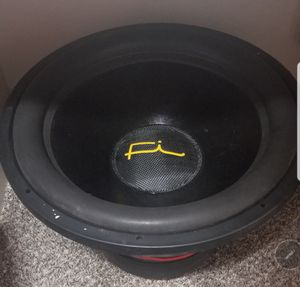 "18"" Subwoofer Fi audio Team v1 for Sale in Sheridan, CO"