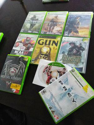 Xbox games for Sale in Everett, WA