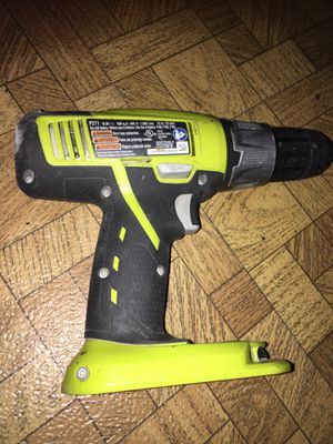 Ryobi Cordless Drill for Sale in Alexandria, VA