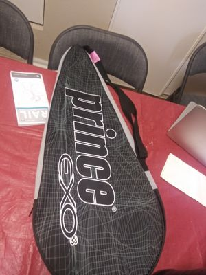 prince exo3 tennis racket case for Sale in Englewood, CO