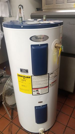 Whirlpool 80 Gallon 4500 Watt Electric Water Heater for Sale in Troy, MI
