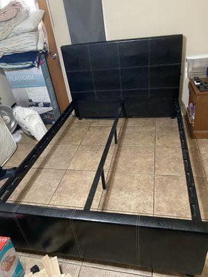 Full size bed frame for Sale in Hemet, CA