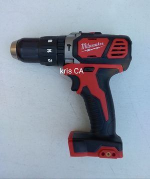 M18 milwaukee hammerdrill driver for Sale in Industry, CA