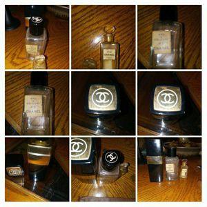 empty VINTAGE BOTTLES perfume for Sale in Grand Prairie, TX