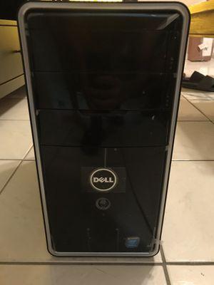 Dell Gaming / Desktop Computer with Monitor I5 RX560 for Sale in Miami Beach, FL