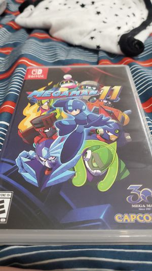 Megaman 11 Nintendo Switch Game for Sale in San Jose, CA