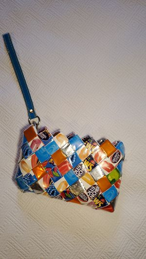 Handmade Jolly Rancher Candy Wrapper Wristlet for Sale in Middleburg Heights, OH