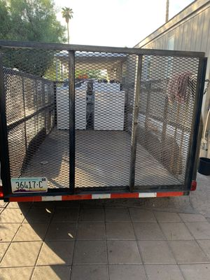 Trailer for sale for Sale in Tempe, AZ