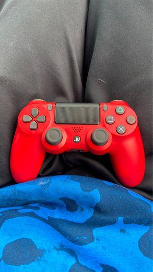 PS4 red remote for Sale in Birdsboro, PA