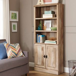 Bookcase with cabinet space for Sale in Washington, DC