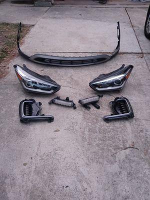 Partes para Hyundai santafe 2018 oem for Sale in Spring, TX