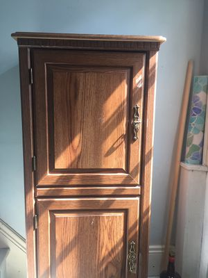 Tall kitchen/storage cabinet for Sale in Cleveland, OH