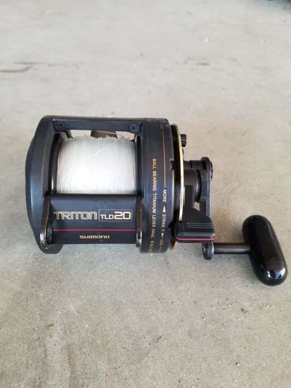 f4110c75b46 SHIMANO TLD 20 for Sale in Fullerton, CA - OfferUp