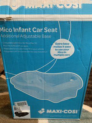 Maxi-Cosi Micro Infant Car Seat Base for Sale in Ballston Spa, NY
