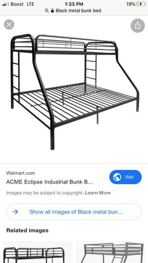 Bunk bed for Sale in Victorville, CA