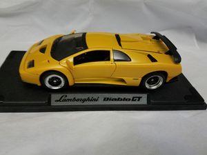 Motor Max Lamborghini Diablo GT 1:18 Scale Diecast for Sale in Coral Springs, FL