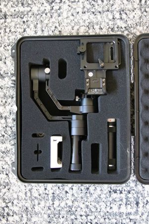 Zhiyun Crane 2 V2 3-axis gimbal stabilizer for Sale in Portland, OR