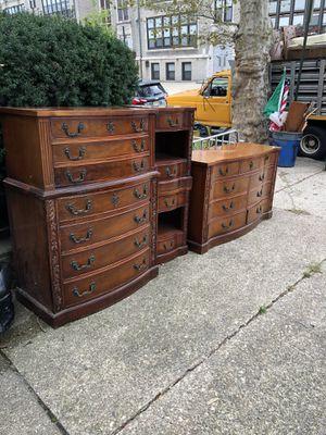Antique Bedroom set for Sale in Bayonne, NJ