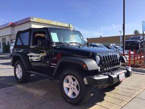 2016 Jeep Wrangler for Sale in Chula Vista, CA