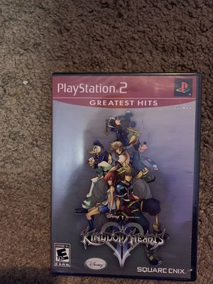 Factory Sealed Kingdom Hearts for PS2 for Sale in Las Vegas, NV