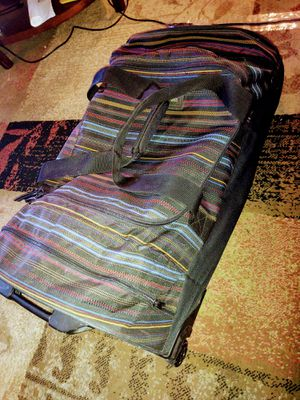 Dakine-Duffle bag with wheels for Sale in Aurora, CO