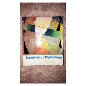 College Level Textbook! (Psychology) for Sale in Huntington Beach, CA