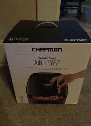 Chefman 3.5 liter Air fryer NEW for Sale in Roanoke, VA