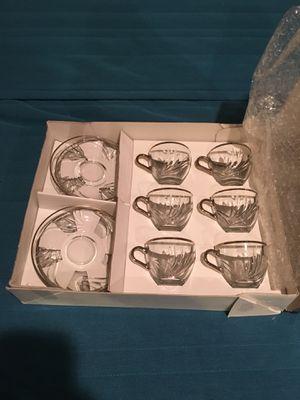 Tea cups set for Sale in Fairfax, VA