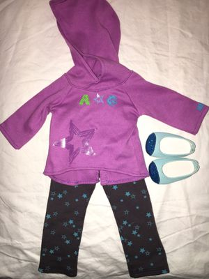 American Girl Doll Truly Me Starry Hoodie Outfit for Sale in Hillsboro, OR