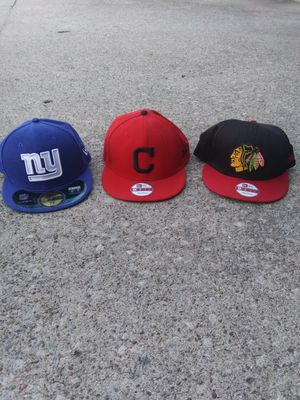 3 Hats- all brand new, all included for Sale in Cleveland, OH