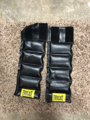 Everlast Ankle Weights for Sale in Colonial Heights, VA