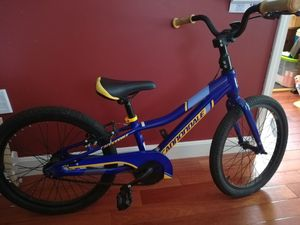 "Cannondale 20"" bike, excellent condition and used sparingly. Single speed for Sale in Westford, MA"