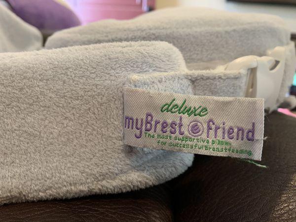 My Breast Friend Nursing Pillow