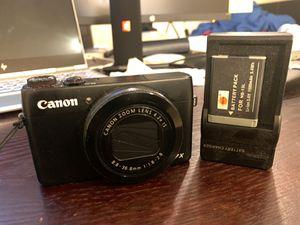 Canon g7x for Sale in Alexandria, VA