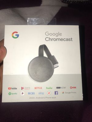 Google Chromecast for Sale in Dallas, TX