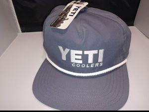 Yeti Cooler Snapback hat (brand new) for Sale in Newport News, VA