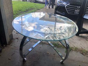 Small glass table for Sale in Sacramento, CA